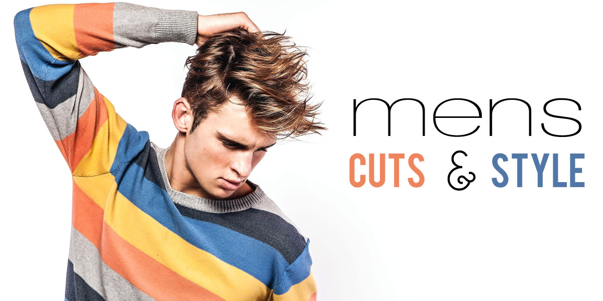 mens cuts and style